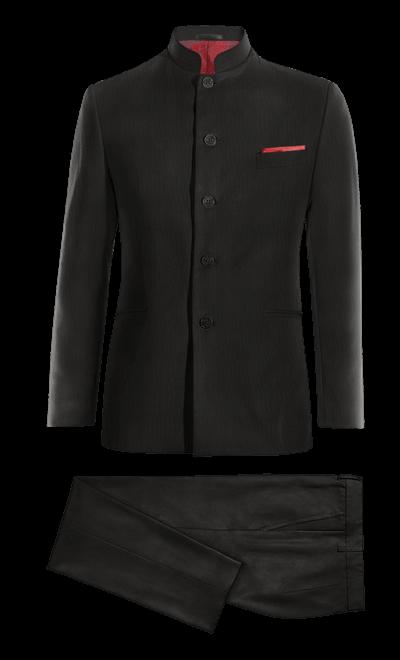 Nguồn gốc của mandarin suit và vest