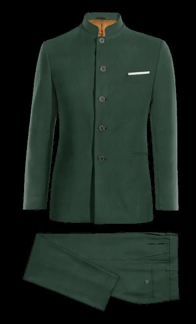 Phối đồ và phụ kiện tối thiểu để làm nổi bật cổ áo vest