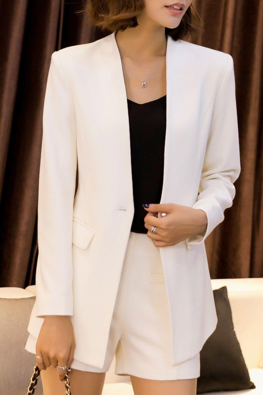 may suit nữ quần short