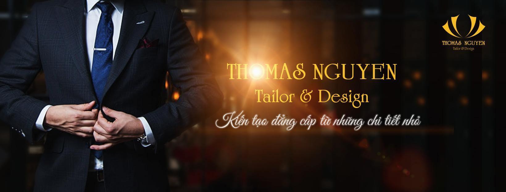 Thomas Nguyen Tailor & Design kiến tạo đẳng cấp từ những chi tiết sắc sảo