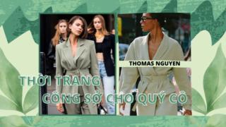 May đồ bộ công sở nữ | Lối thời trang đơn giản, thanh lịch